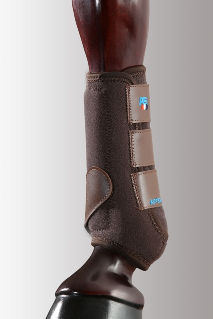 Triple Layer Sport Boots Brown graduated tint