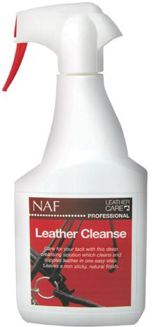 leather cleanse